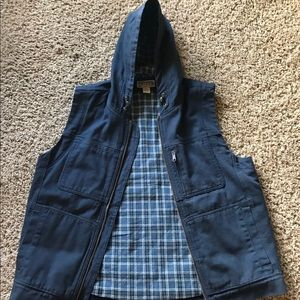 Other - Duluth Trading Navy Vest